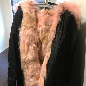 Jackets & Blazers - Coyote fur Coat